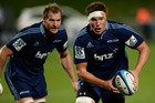 Ali Williams and Culum Retallick (Photosport file)