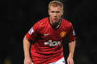 Paul Scholes (AAP file)
