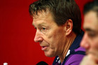Coach Craig Bellamy  (Photosport file)