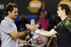 Roger Federer and Andy Murray believe there would be no problem if a men's tennis player comes out as gay (Reuters)