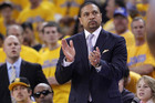 Golden State Warriors Head Coach Mark Jackson (Reuters)