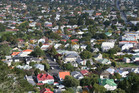 Three quarters of the 3000 new homes to be built in Auckland (file).  