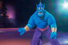 The genie from Aladdin on the ice