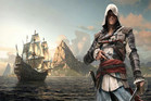 Assassin's Creed IV: Black Flag promotional art