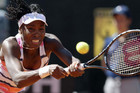 Venus Williams crashes out in the first round of the Italian Open losing to British 19 year old Laura Robson (Reuters)