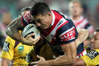 Roosters' Sonny Bill Williams (AAP file)
