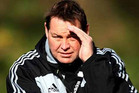 All Blacks coach Steve Hansen (Photosport file)