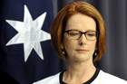 Julia Gillard (File) 
