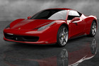 The Ferrari 458 Italia 09 in Gran Turismo 6