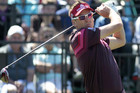 British golfer Ian Poulter is just one of the big names to christen the Bulgarian leg of the European Tour (Reuters)