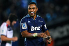 Blues midfielder Francis Saili (Photosport)