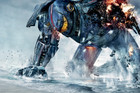 Pacific Rim poster art