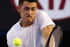 Australia's Bernard Tomic (Reuters file)