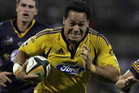 Toulons Chris Masoe, formerly of the Hurricanes and All Blacks (Reuters file)