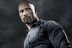 Dwayne 'The Rock' Johnson in Snitch