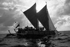 Te Aurere had completed 55,000km of sailing before the journey to Rapanui (Te Tai Tokerau Tarai Waka)