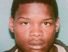 A handout image released by the New Orleans Police Department showing Akein Scott, 19, who they identify as the man they believe allegedly opened fire during a Mother's Day second line parade injuring 19 people including two children (Reuters) 