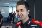 Fabian Coulthard set a fastest lap of 1min 34.3942sec  (file)