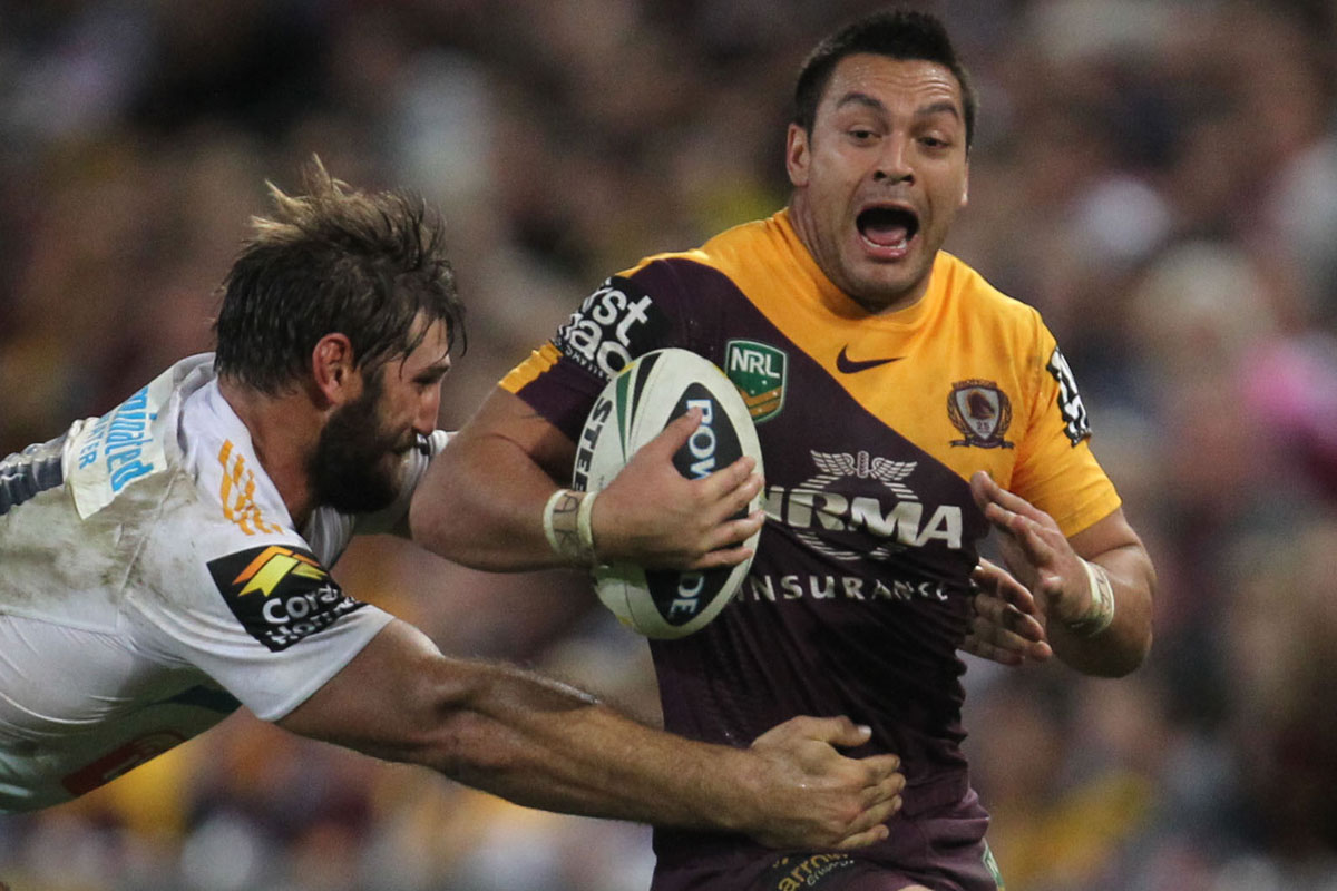 VIDEO: All tries (32-6) Brisbane Broncos Vs Gold Coast Titans, NRL 2013