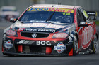 Fabian Coulthard (Photosport file)