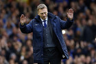 Everton manager David Moyes (Reuters file)