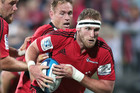 Kieran Read is back for the Crusaders but can he ensure the Blues misery run in Christchurch continues? (Photosport file)