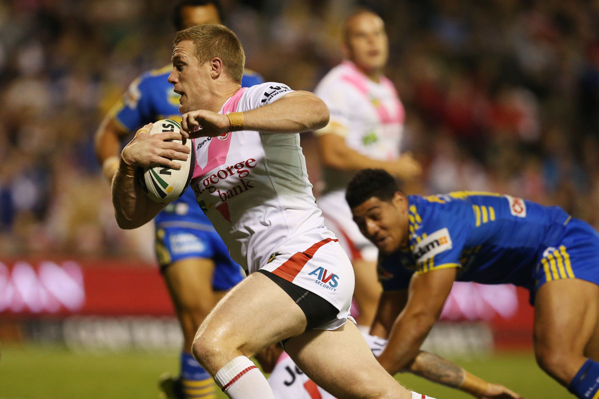 VIDEO: All tries (32-12) Dragons V Eels, NRL 2013