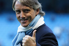 Roberto Mancini (AAP file)