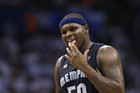 Zach Randolph (Reuters file)