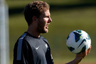 Jeremy Brockie (Photosport file)