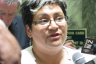 Green MP Metiria Turei