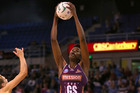 Romelda Aiken (Photosport file)