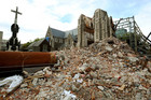 The forum will discuss the Christchurch Earthquake (AAP)