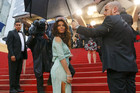 Eva Longoria at the 2013 Cannes Film Festival (AAP)