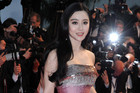Fan Bingbing at the 2013 the Cannes Film Festival (AAP)