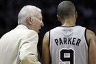 Tony Parker had 20 points and nine assists (Reuters)