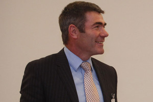 Minister of Primary Industries Nathan Guy
