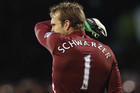 Goalkeeper Mark Schwarzer (Reuters)