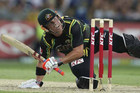 Australian cricketer David Warner (Reuters file)