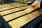 Gold prices have been volatile of late