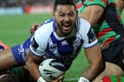 Canterbury Bulldogs back Krisnan Inu (file pic)