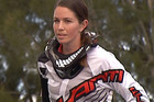 Kiwi BMX queen Sarah Walker