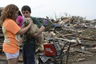 Moore, Oklahoma residents had their houses destroyed (Reuters)
