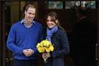 Prince William and the Duchess of Cambridge (Reuters)