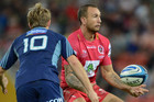 Quade Cooper, right (AAP file)