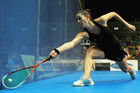Kiwi world No.6 squash player Joelle King (Photosport file)