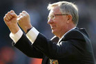 Manchester United's retiring manager Sir Alex Ferguson (Reuters)