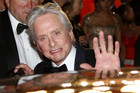Michael Douglas at the 2013 Cannes Film Festival (AAP)