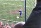 Josh Turnbull broke away from his minders to net at Stamford Bridge