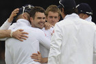 Anderson took seven wickets in the 170-run win at Lord's (Reuters)